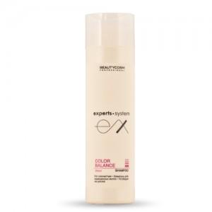 Experts System Шампунь 250мл Color Balance для ухода и поддержания цвета окрашенных волос