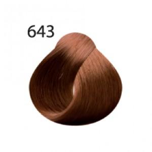 Dimension 643 Медно-Золотистый Темно-Русый