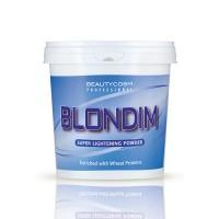 Порошок для осветления BLONDIM голубой 500 гр.