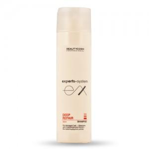 Experts System Шампунь 250мл Deep Repair Глубокое восстановление для поврежденных волос