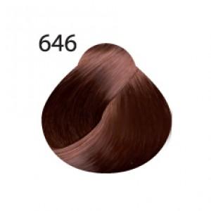 Dimension 646 Медно-Красный Темно-Русый