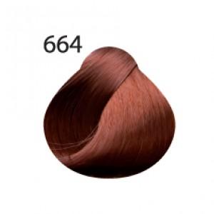 Dimension 664 Красно-Медный Темно-Русый