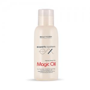 Experts System Magic Oil аргановое восстанавливающее масло для поврежденных волос 100 мл