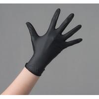Перчатки Винил черные Londa 100шт/уп