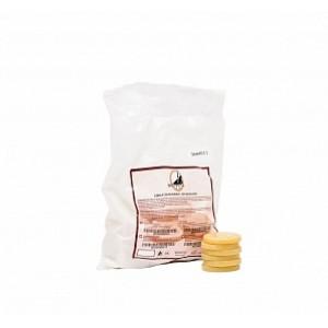 Воск для депиляции Dolche Vita горячий Желтый натуральный 1 кг.