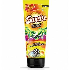 Крем SolBianca Sunrise с маслом апельсина, экстрактом алоэ и бронзаторами 125мл