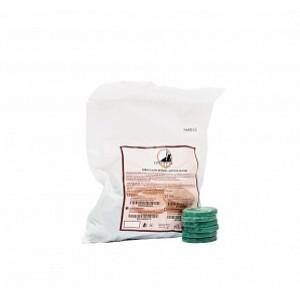 Воск для депиляции Dolche Vita горячий Зеленый натуральный 1 кг.