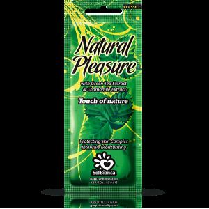 Крем SolBianca Natural Pleasure с экстрактом зеленого чая и экстрактом ромашки 15мл.