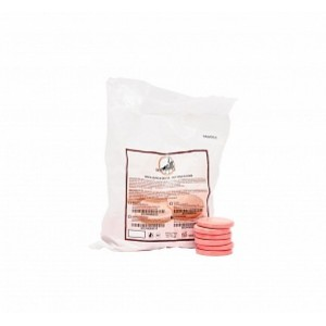 Воск для депиляции Dolche Vita горячий Розовый натуральный 1 кг.