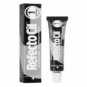 Краска для бровей и ресниц RefectoCil № 1 Черный