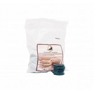 Воск для депиляции Dolche Vita горячий Синий натуральный 1 кг.