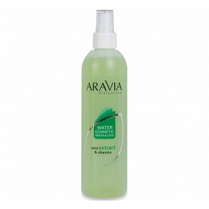 Аравия Professional Вода косметическая минерализованная с мятой и витаминами 300 мл.