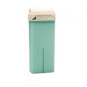 Воск Dolche Vita Бирюза с оксидом цинка Плотный картридж 100 мл (гиперчувст. кожа)