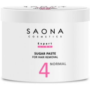 Saona Сахарная паста №4 Нормальная 1 кг.