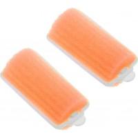 Бигуди поролоновые Dewal Beauty d 32ммx70мм(10шт) оранжевые арт.DBP32