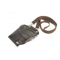 Кобура для ножниц DEWAL, иск.кожа, коричневая 14х21 см арт.EF09A