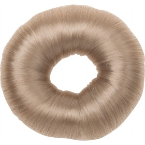 Валик для прически DEWAL, искусственный волос, блондин d8см арт.HO-5115 Blond