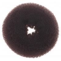 Валик для прически DEWAL ,губка, коричневый d8см арт.HO-5321S/10 Brown