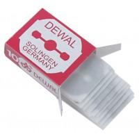 Лезвия Dewal (10 лезвий в коробочке) арт.310
