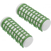 Бигуди термо Dewal Beauty d23ммx68мм(6шт) зеленые арт.DBTR23