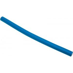 Бигуди-бумеранги DEWAL, синие d14ммх240мм 10 шт/уп арт.BUM14240