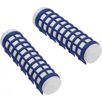 Бигуди термо Dewal Beauty d17ммx68мм(6шт) синие арт.DBTR17