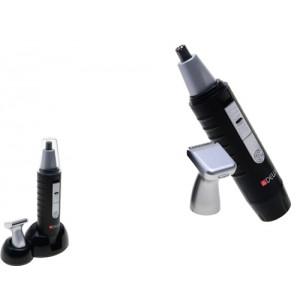 Машинка для стрижки в носу и ушах, DEWAL, 2 ножевых блока арт.03-802