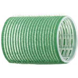 Бигуди-липучки DEWAL,зеленые d 48 мм 12 шт/уп арт.R-VTR1