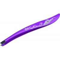 Пинцет Dewal Beauty косметический цветной, 9 см арт.TW-02