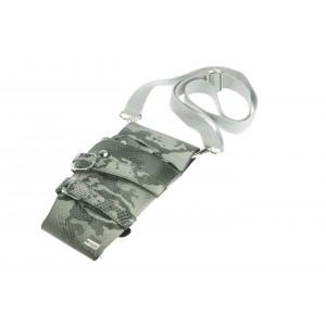 Кобура для ножниц DEWAL,иск.кожа,серая 12х23см арт.EF03J