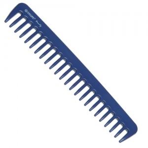 Гребень Dewal Beauty синий 18,5см арт.DBS6021
