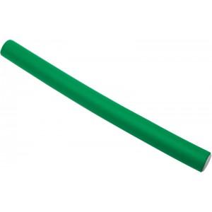 Бигуди-бумеранги DEWAL, зеленые d20ммx240мм 10 шт/уп арт.BUM20240