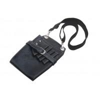 Кобура для ножниц DEWAL, иск. кожа,черная 13х21см арт.EF03B
