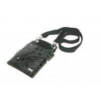 Кобура для ножниц DEWAL, иск.кожа,черная 14х21,5см арт.EF02B