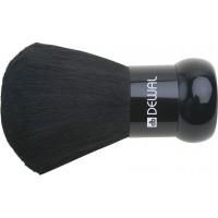 Кисть-сметка DEWAL, настольная , ручка-пластик, натуральная овечья щетина арт.NB1144
