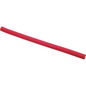 Бигуди-бумеранги DEWAL, красные d12ммх240мм 10 шт/уп арт.BUM12240