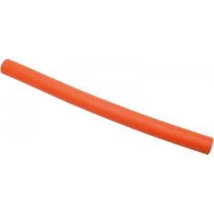Бигуди-бумеранги DEWAL, оранжевые d18ммх240мм 10 шт/уп арт.BUM18240