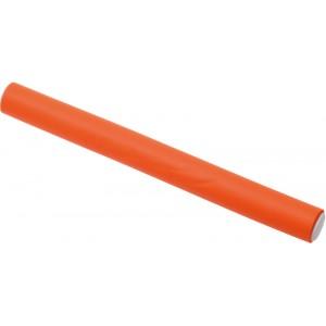 Бигуди-бумеранги DEWAL, оранжевые d18ммх180мм 10 шт/уп арт.BUM18180