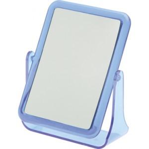 Зеркало Dewal Beauty настольное, в синей оправе, 204x160x60мм арт.MR108