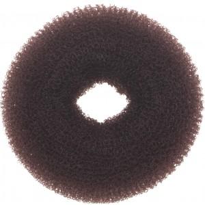 Валик для прически DEWAL, сетка, коричневый d8см арт.HO-5116 Brown