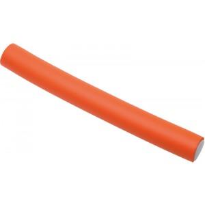 Бигуди-бумеранги DEWAL, оранжевые d18ммх150мм 10 шт/уп арт.BUM18150
