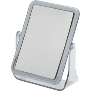Зеркало Dewal Beauty настольное, в серой оправе, 204x160x60мм арт.MR107