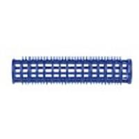 Бигуди пластик Dewal Beauty d17ммx76мм, (10 шт) синие в комплекте шпильки р-р 80мм арт.DBPP17