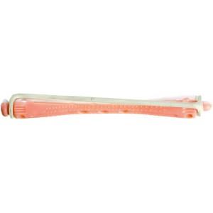 Коклюшки DEWAL, бело-розовые, длинные d 6,5 мм 12 шт/уп арт.RWL8