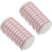 Бигуди термо Dewal Beauty d32x68мм(6шт) розовые арт.DBTR32