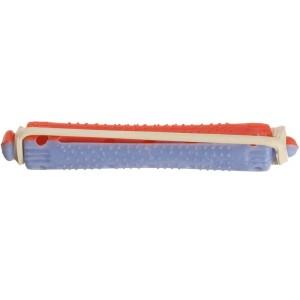 Коклюшки DEWAL, красно-голубые ,короткие, d 9 мм 12 шт/уп арт.RWL7