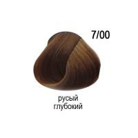 OLLIN COLOR 7/00 русый глубокий 60мл Перманентная крем-краска для волос