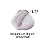 OLLIN COLOR 11/22 специальный блондин фиолетовый 60мл Перманентная крем-краска для волос