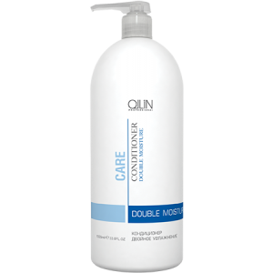 OLLIN CARE Кондиционер двойное увлажнение 1000мл/ Double Moisture Conditioner
