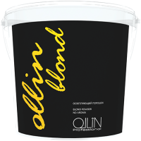OLLIN BLOND Осветляющий порошок 500г/ Blond Powder No Aroma